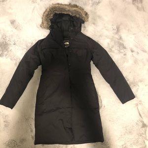 North Face Arctic Parka - Black